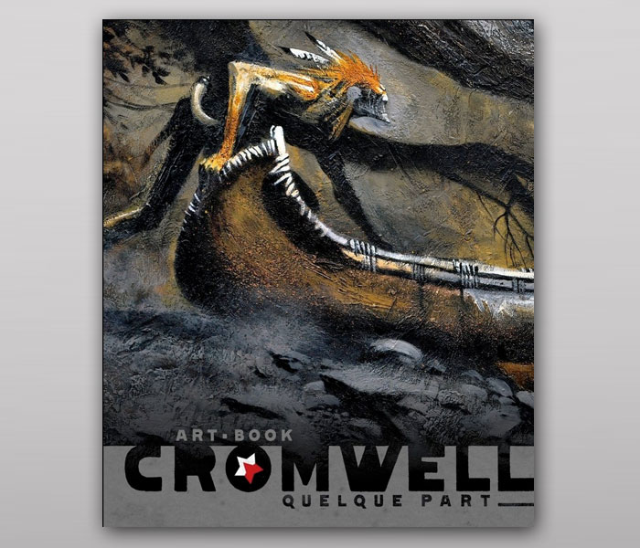 cromwell - ART BOOK