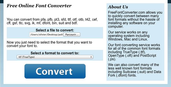 free-font-converter