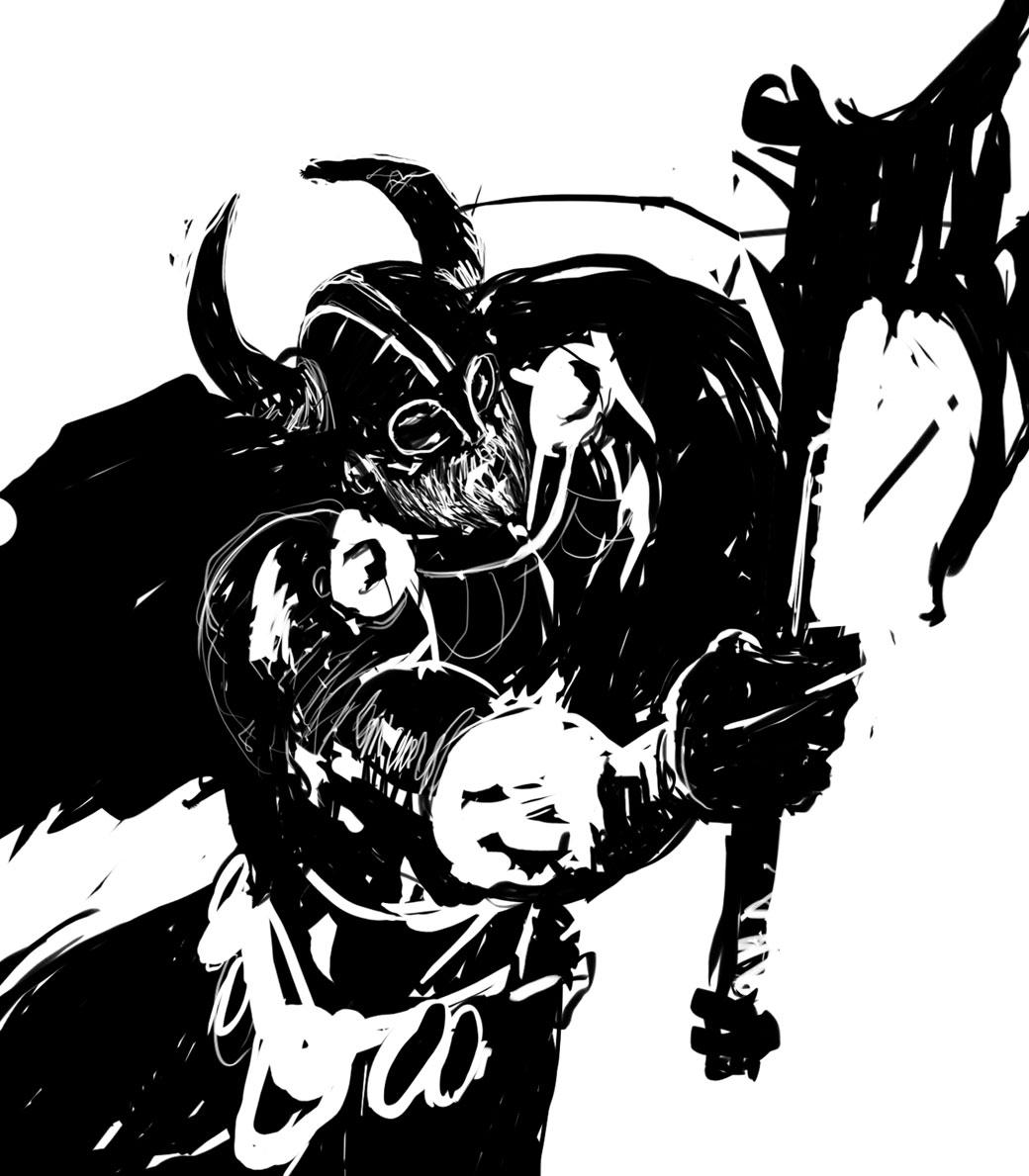 warrior-viking