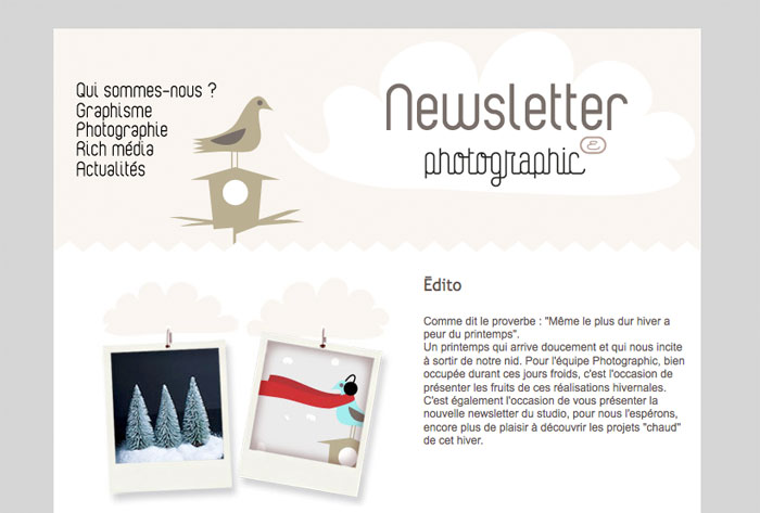 newsletter-photographic