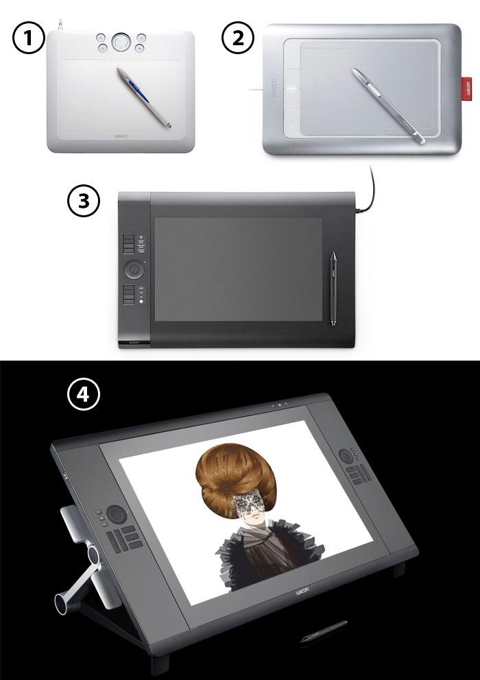 tablette-wacom