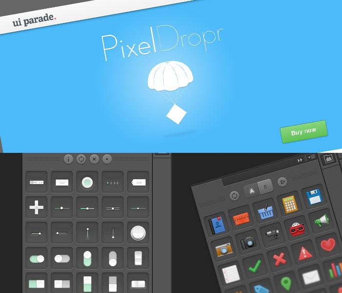 pixel-dropr
