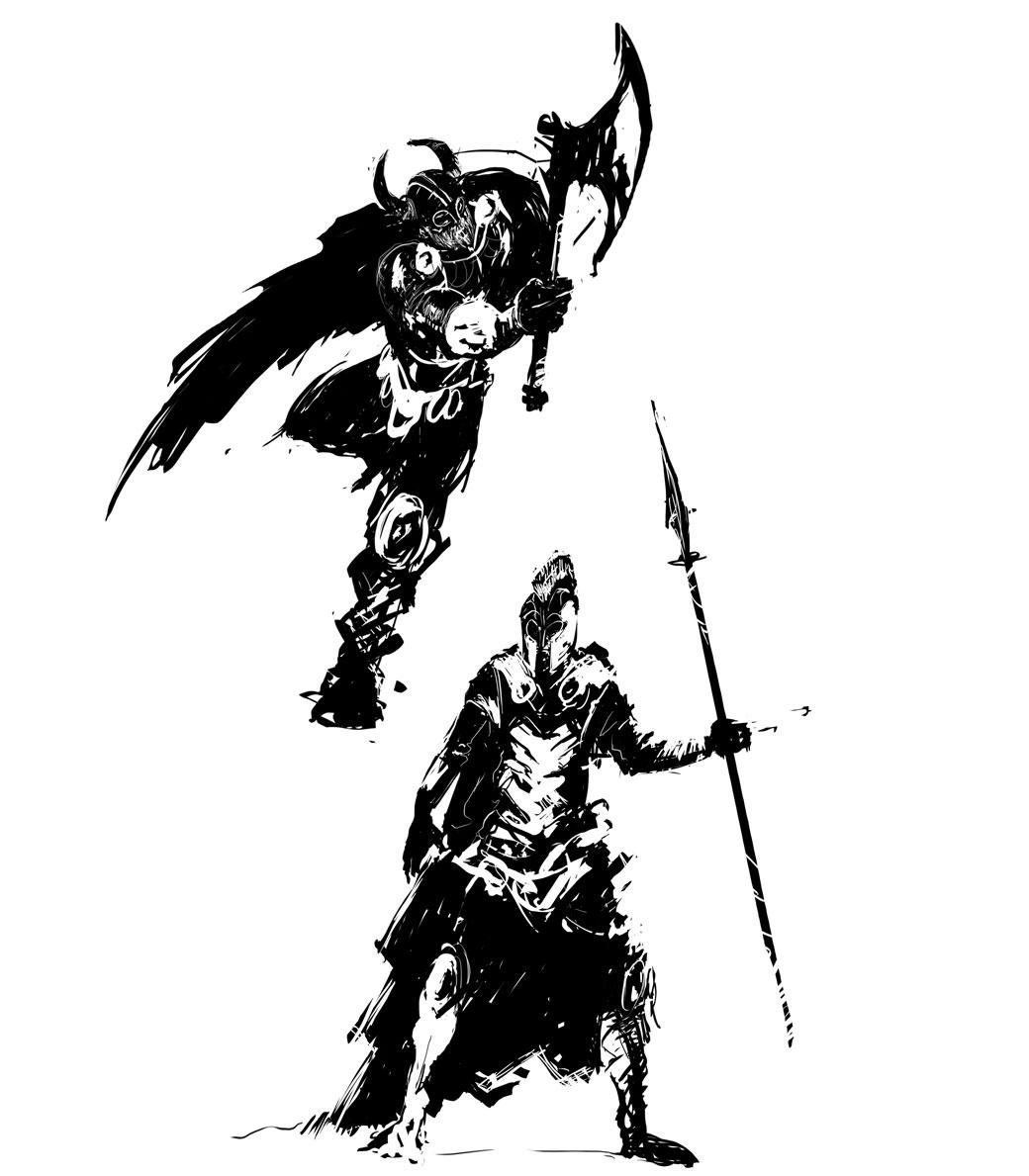 warrior history 1