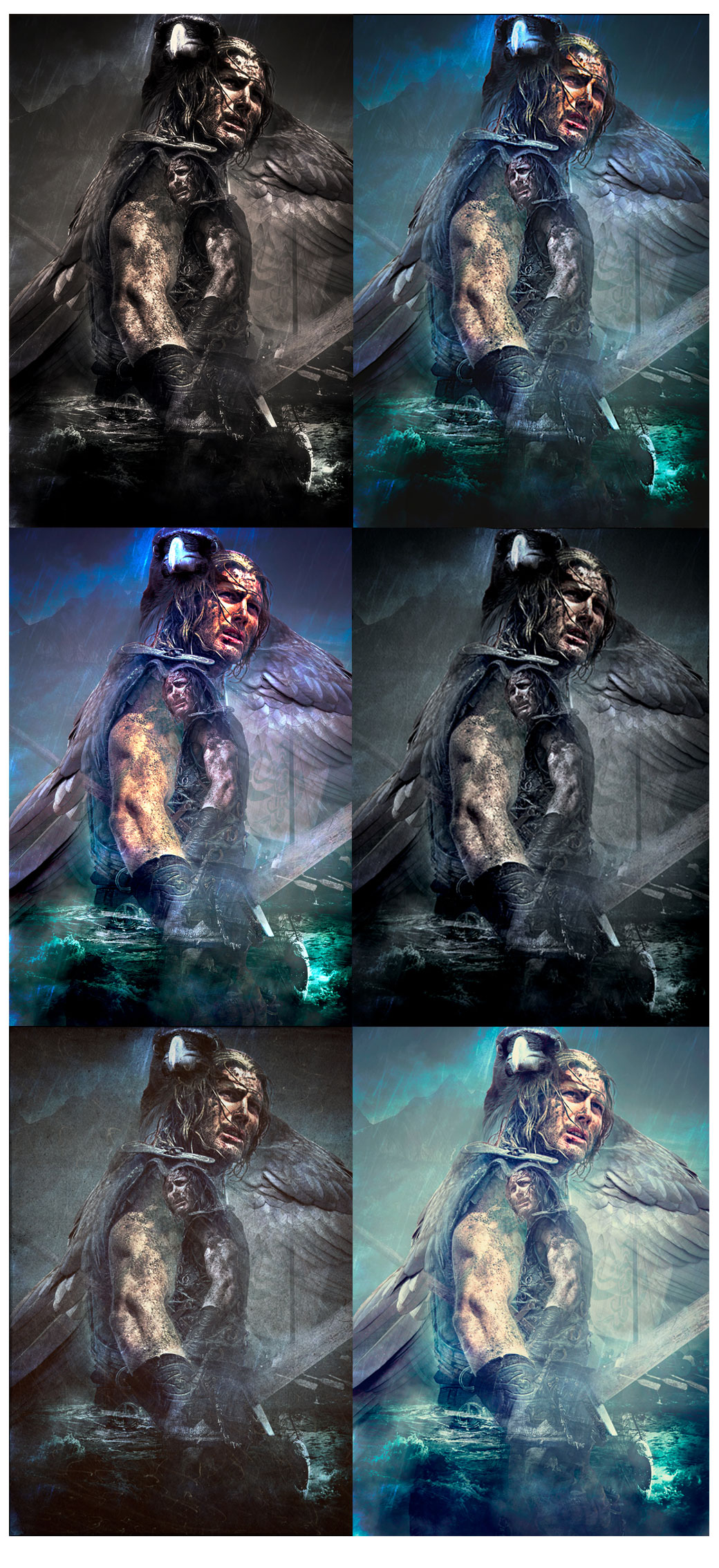 variantes viking